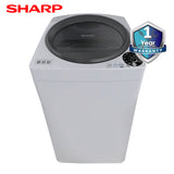 Sharp Washing Machine Fully Automatic 8.5Kg. - ES-U85GP-BL