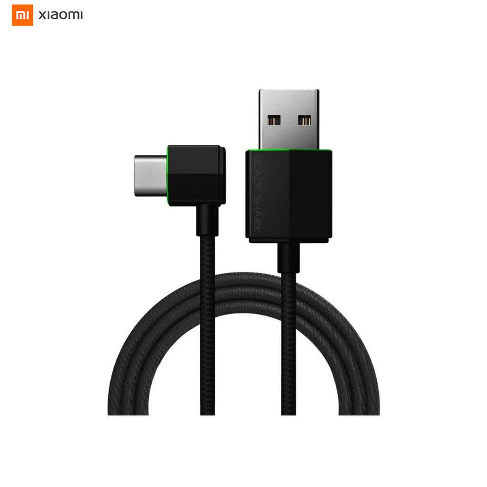 Xiaomi Black Shark Type-C Data Cable(Right Angle USB)
