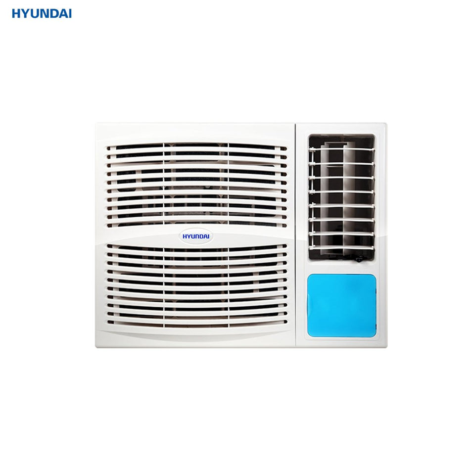 Hyundai Window Type Aircon 3/4 HP Manual Control - HAC-W07M-C