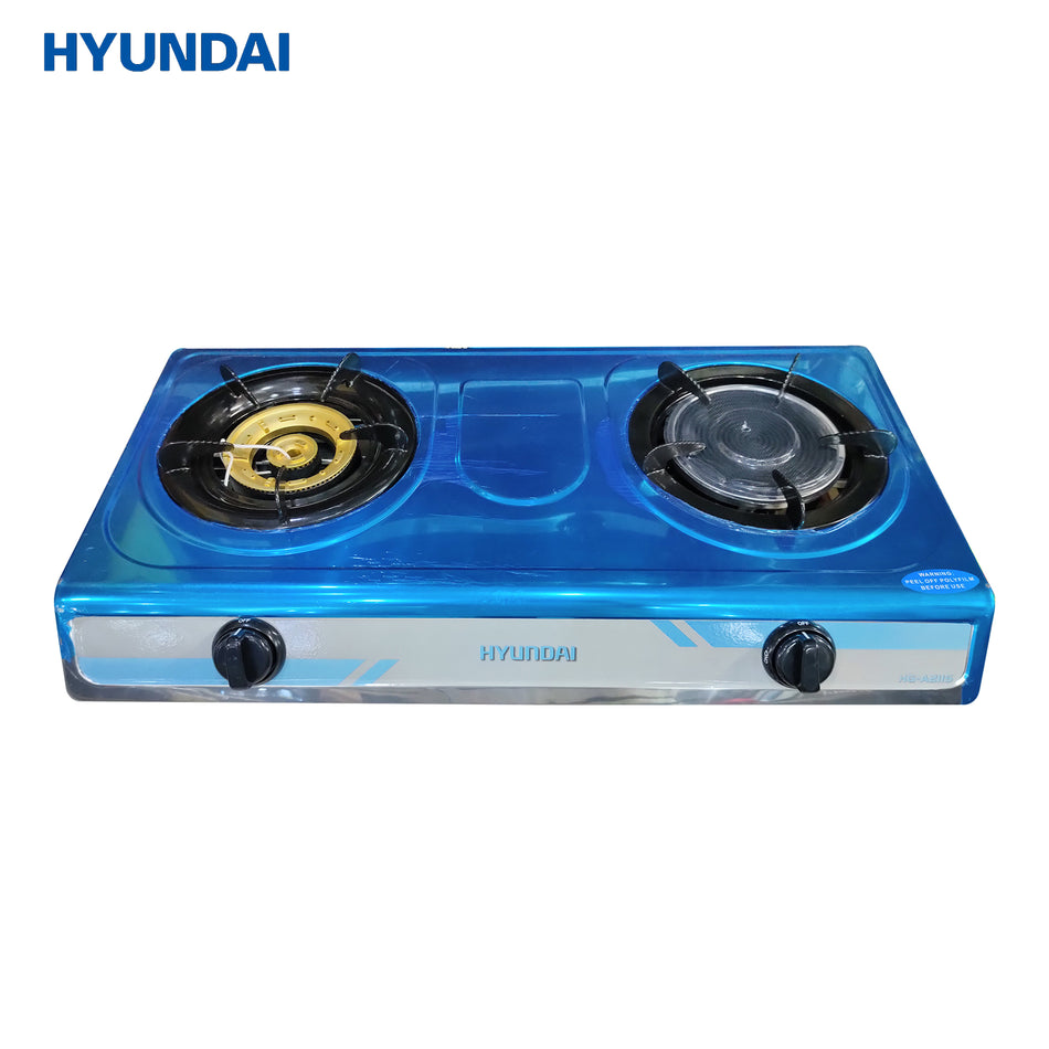 Hyundai Double Burner Gas Stove - HG-A211S