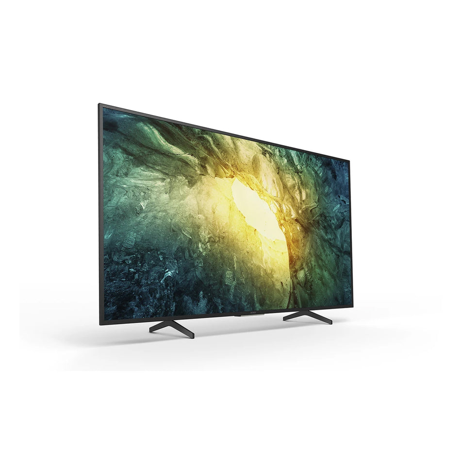 "Sony Bravia Television 55"" 4K Ultra HD Android  HDR Flat Display - KD-55X7500H"
