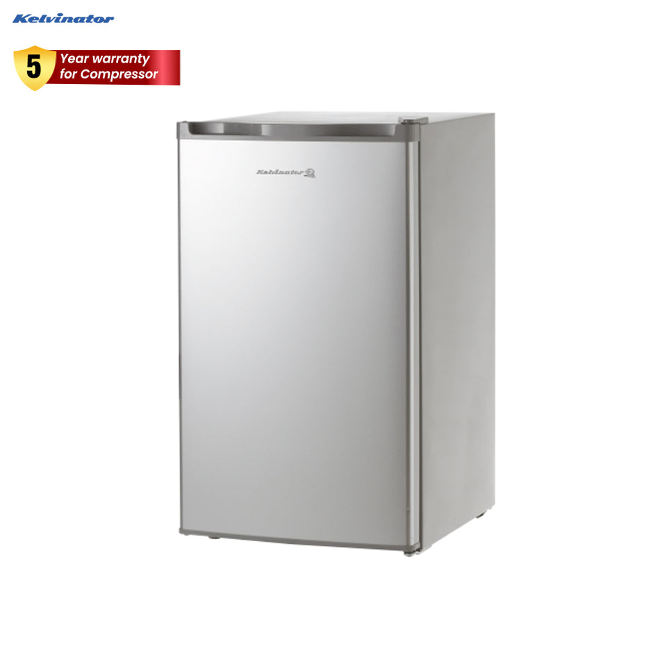 Kelvinator Refrigerator Personal 4.0Cuft. Direct Cooling - KPR122MN-R