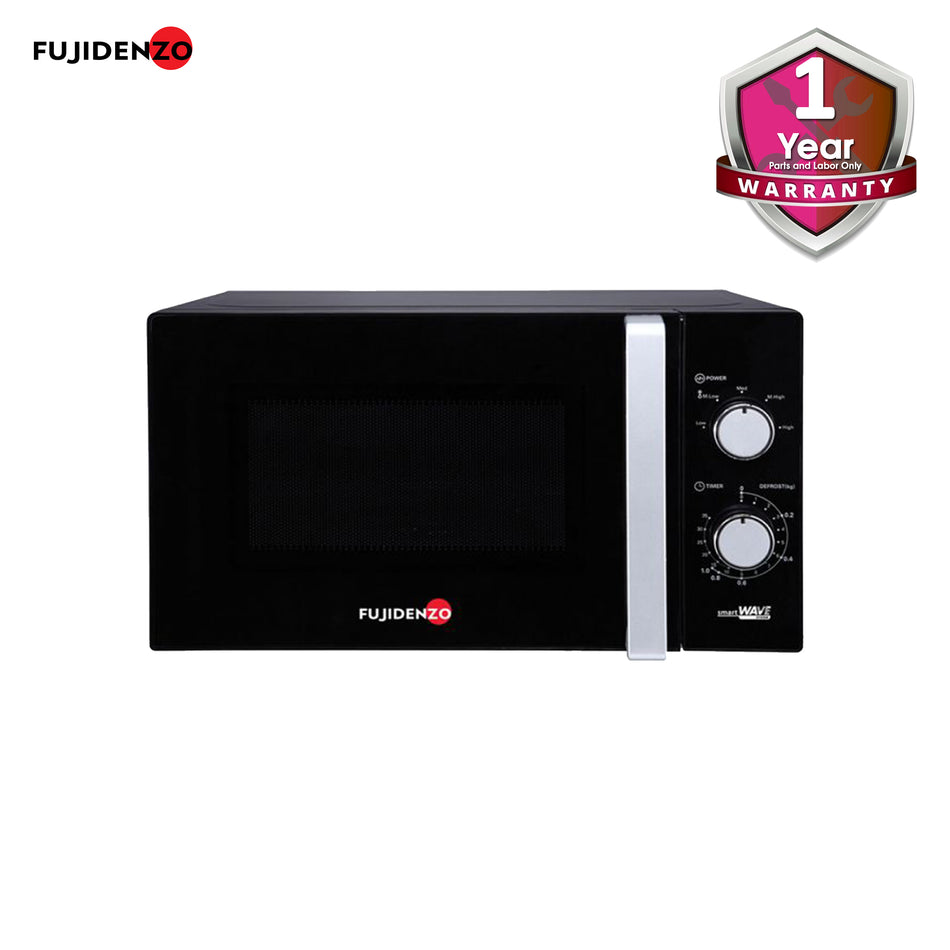Fujidenzo Microwave Oven Mechanical Control 20 Liters - MM-22BL