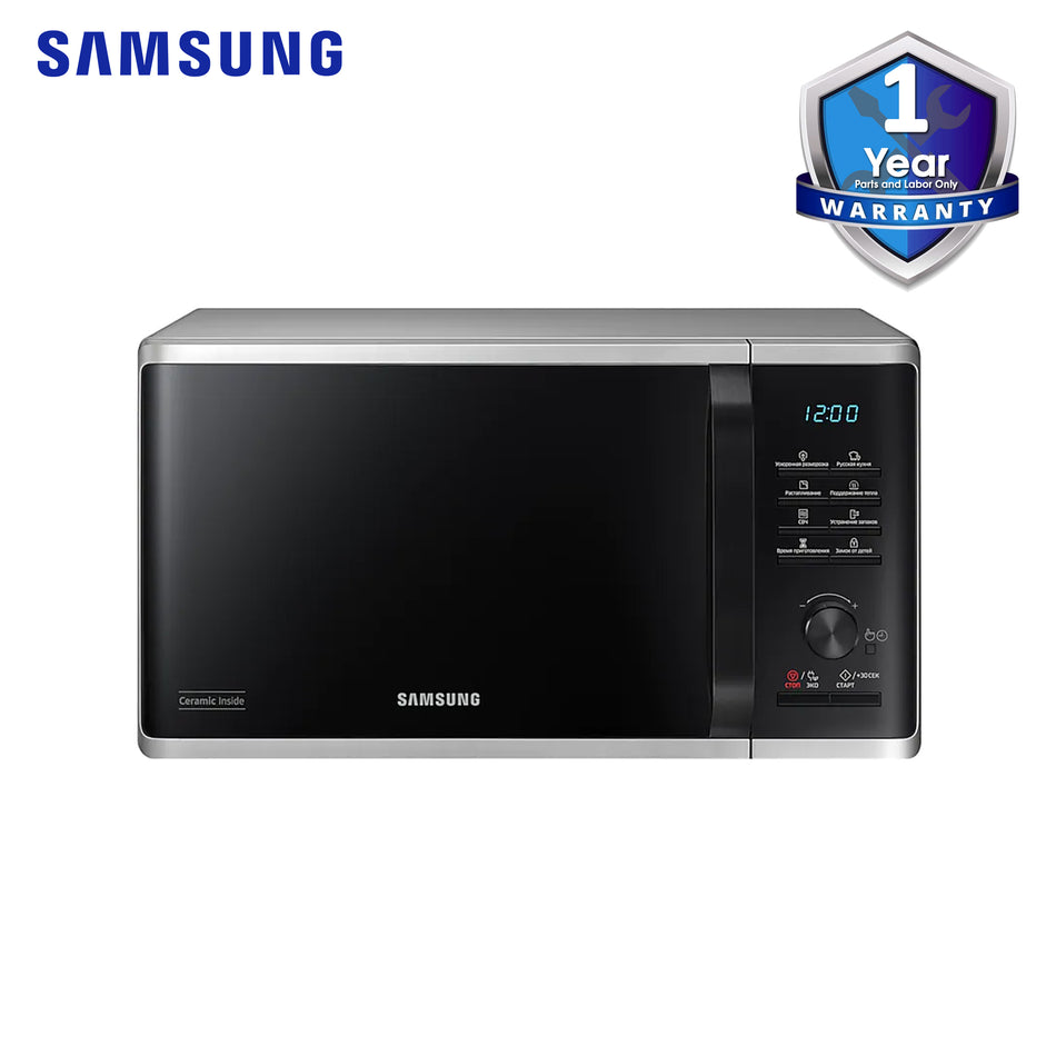Samsung Microwave Oven 23L Neo Stainless Silver -MS23K3515AS
