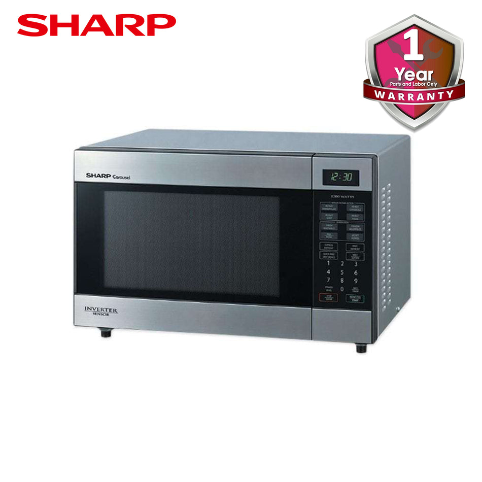 Sharp Microwave Oven Digital Control 34L - R-390Y-ST