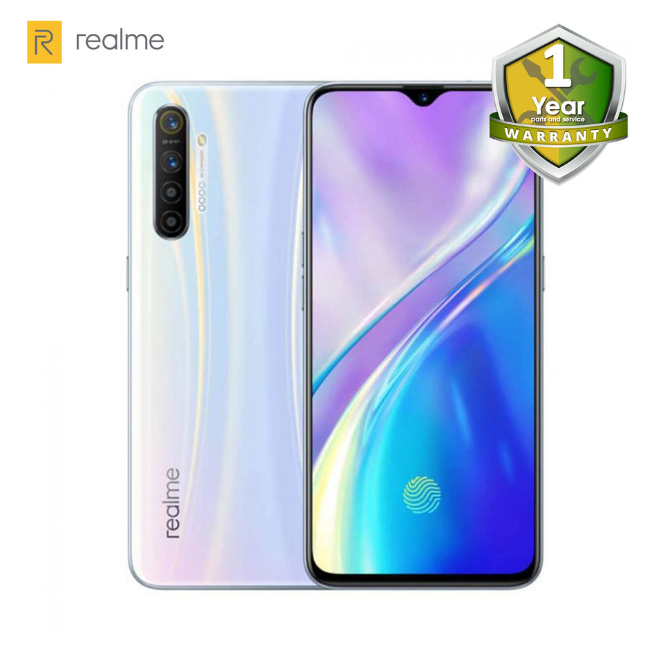 "Realme XT 6.4"" Display 8GB RAM,128GB Internal;4000mah - RMX1921/White"