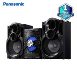 Panasonic Mini Hi-Fi System with Bluetooth-SC-VKX65GA-K