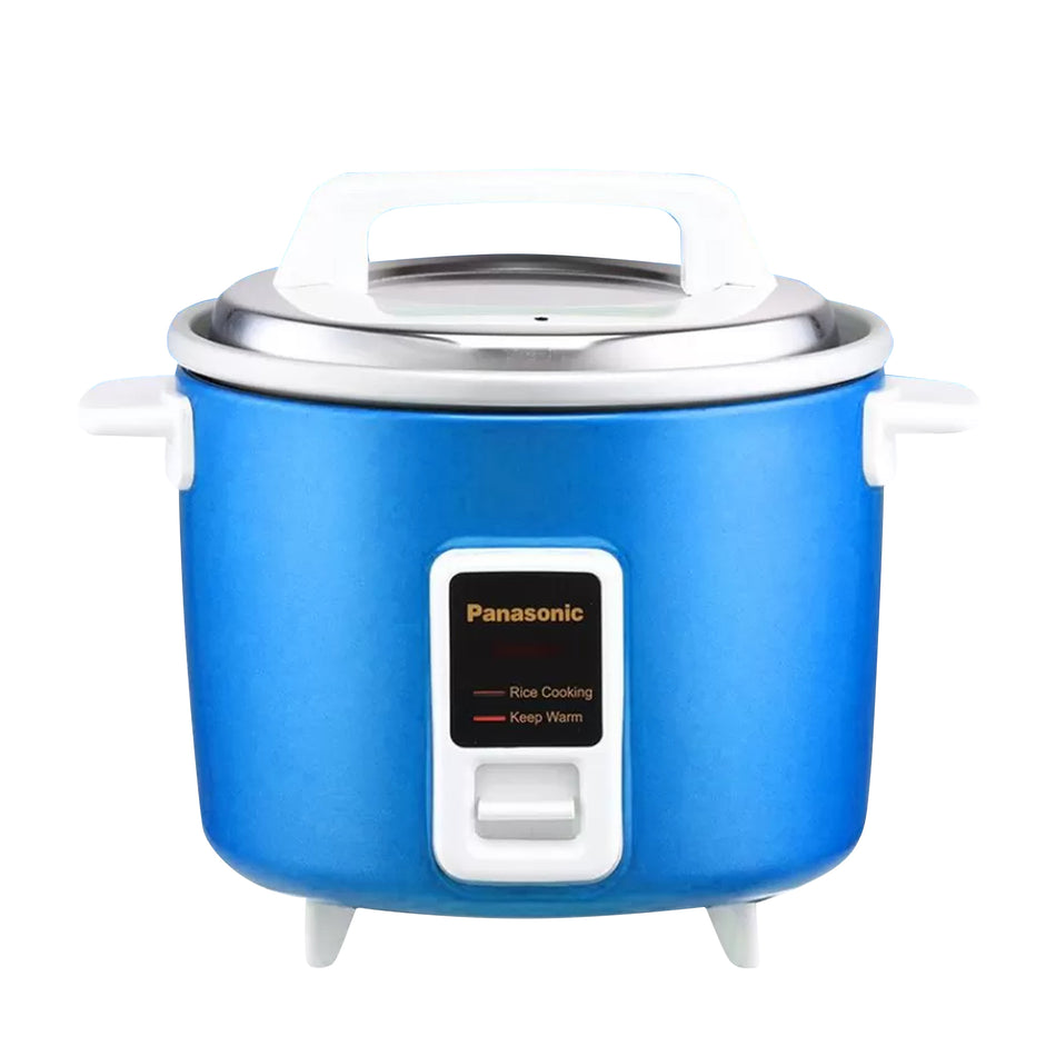 Panasonic Conventional Rice Cooker Blue