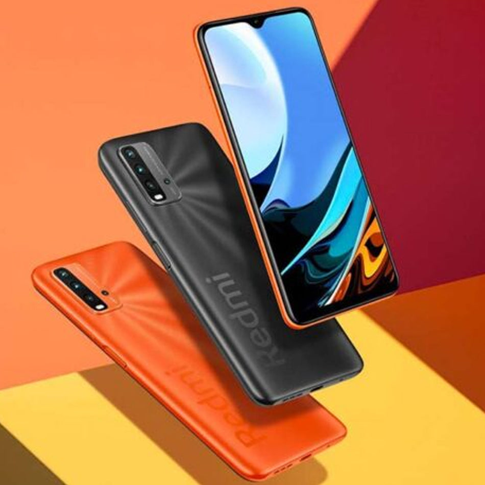 "Xiaomi Redmi 9T 6.53"" FHD+ Display; 128GB; 6GB RAM; 6000mah"