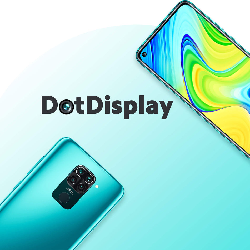 "Xiaomi Redmi Note 9 6.53"" Display; 4GB RAM; 128GB Storage; 5020mAh"