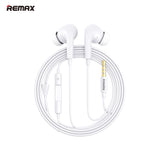 Remax Wired Headphone RM-310 White