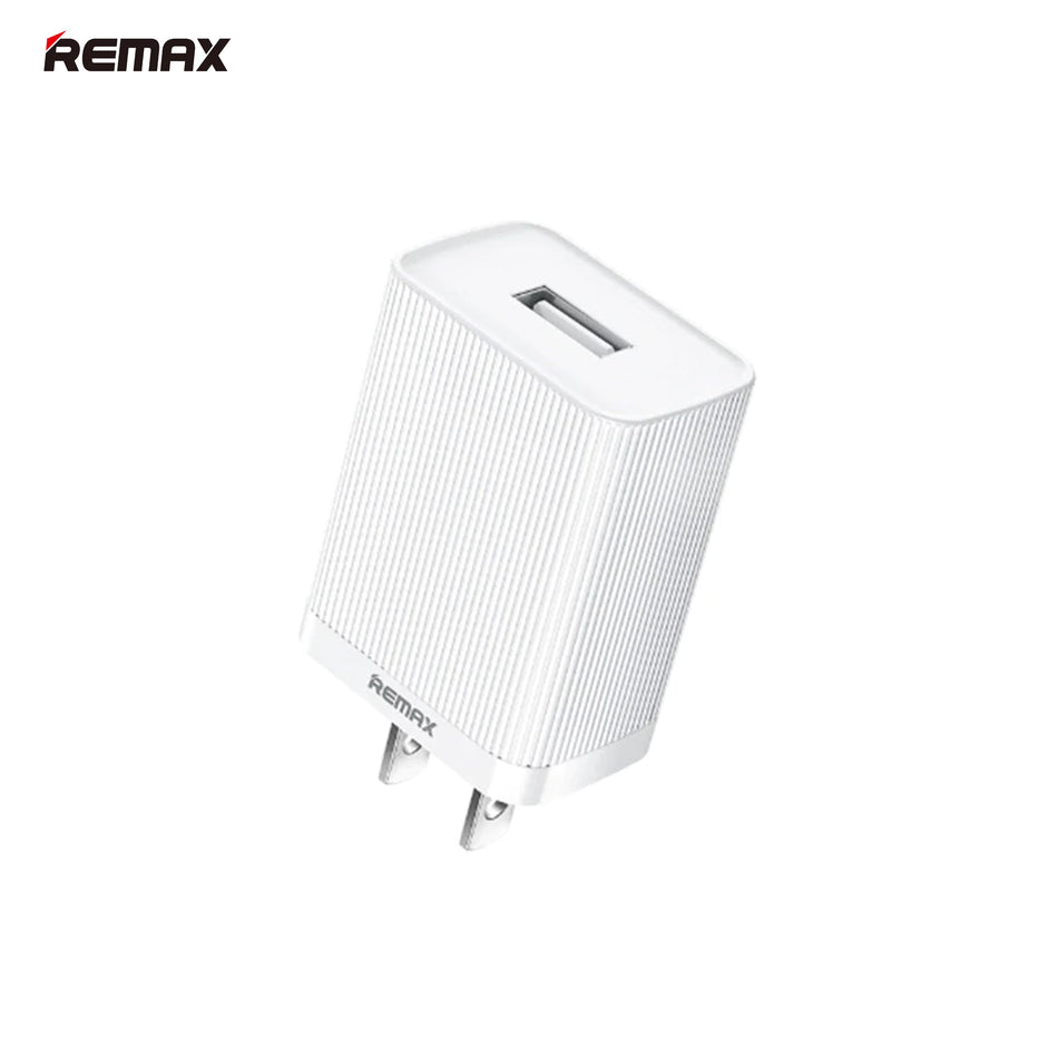 Remax Charger - RP-U42 White