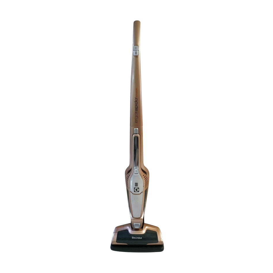 Electrolux Vacuum Cleaner 2-in-1 Cordless Stick, 45mins Run Time, Ergorapido, Rose Gold - ZB3114AK