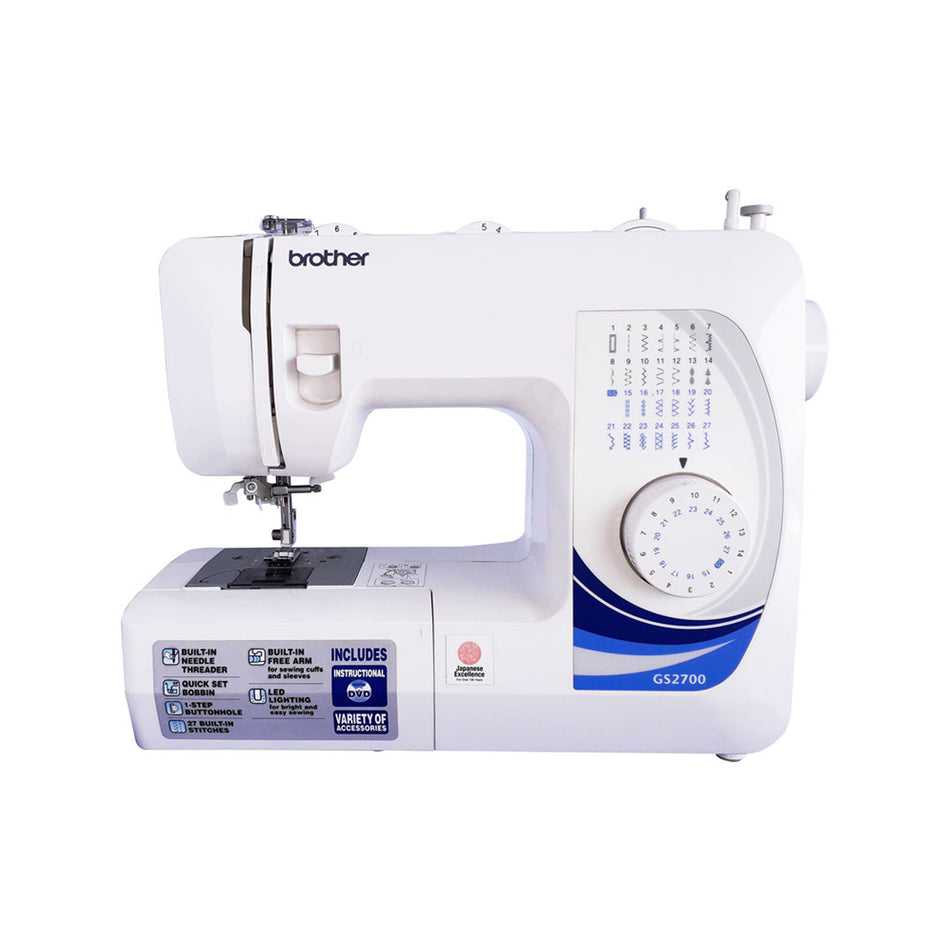 Brother Sewing Machine Electric - GS-2700