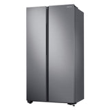 Samsung Refrigerator Side By Side 24.7Cuft. Digital Inverter Technology - RS-62R5031M9/TC