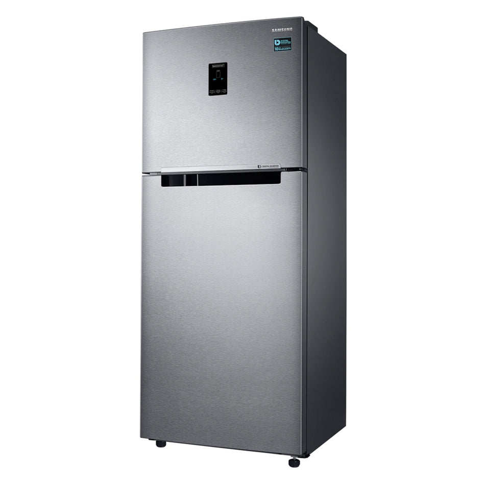 Samsung Refrigerator Double Door 12.9 Cuft. Twin Cooling Top Mount No-Frost - RT-35K5532SL/TC