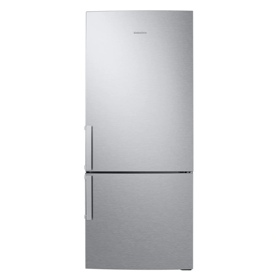 Samsung Refrigerator Double Door 15.0Cuft. Bottom Mount Freezer Digital Inverter - RL-4013EBASL