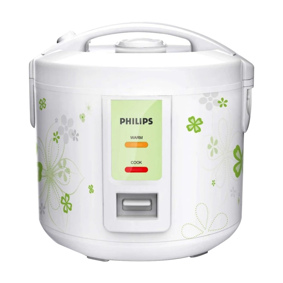 Philips Rice Cooker 1.8L/10 cups - HD3017/66