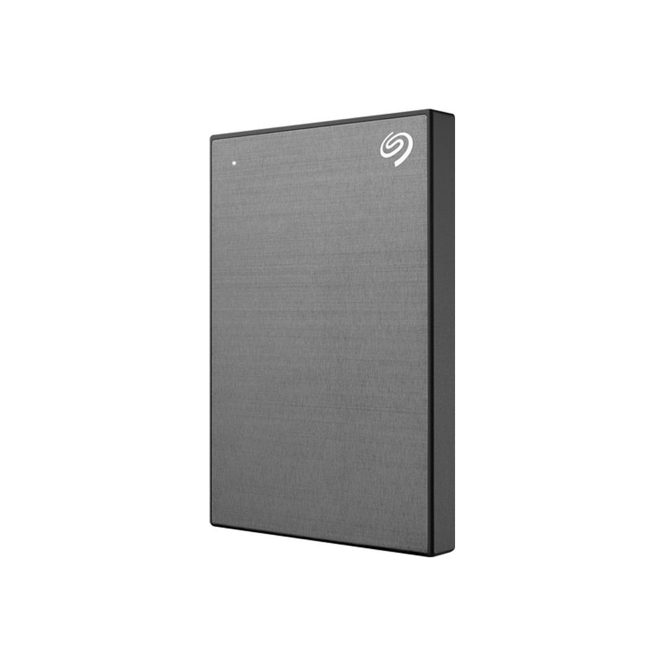 Seagate 1TB External Hard Disk Drive - STHN1000405/Space gray