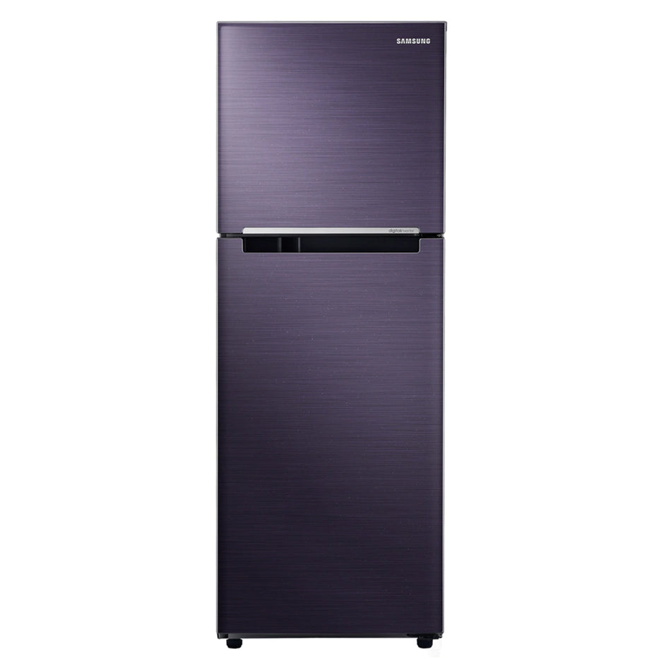 Samsung Refrigerator Double Door 8.4 Cu.ft Top Mount No-Frost - RT-22FARBDUT/TC