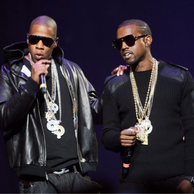 rappers wearing chains