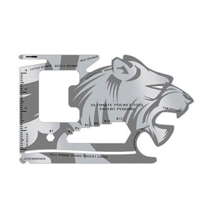 18-in-1 Tiger Swiss Tool
