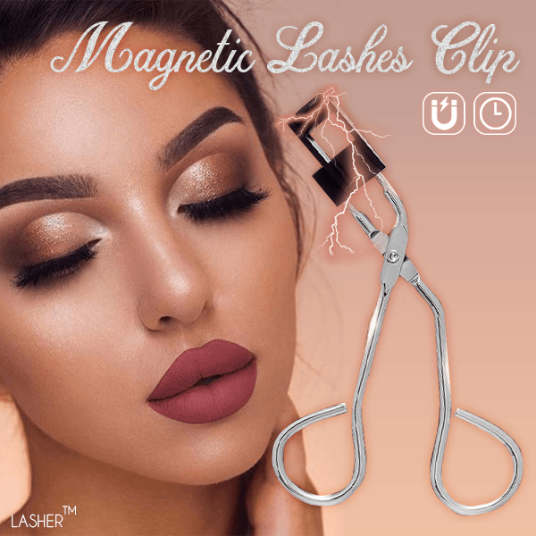 Lasher™ Magnetic Lashes Clip & Eyelashes Set