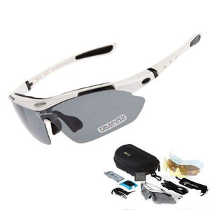 ROCKBROS POLARISED CYCLING SUNGLASSES