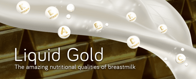 Liquid Gold: The Amazing Nutritional Qualities of Breast Milk