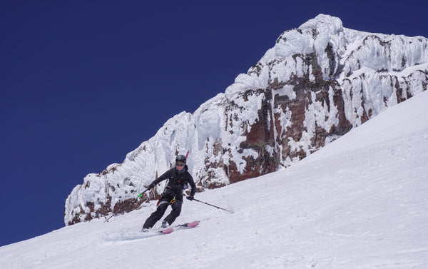 Skiing Mount Baker's Roman Headwall - Ski Mountaineering at its best in the Pacific Northwest!