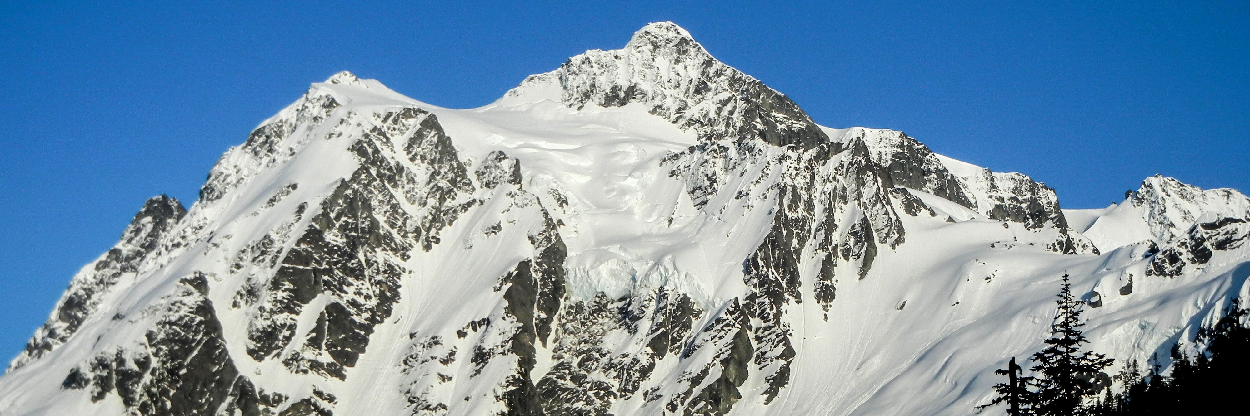 Mount Shuksan North Face