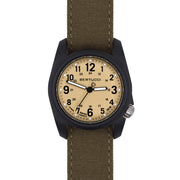 #11091 DX3® Canvas™ - Patrol Khaki™ Dial, Bark Comfort Canvas™ Band
