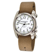 #12140-C A-2T Bianco HP - Arctic White™ Dial, Dark Khaki HP Nylon Band