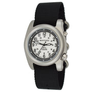 #22025 A-2SEL Super Illuminated Ghost Gray EL - Black Nylon Band