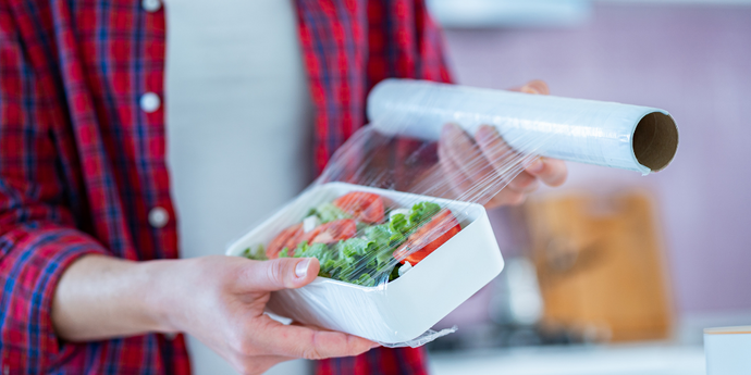 Is cling film that bad for the environment after all?