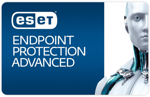 ESET Endpoint Antivirus - 5 Users - 1 Year