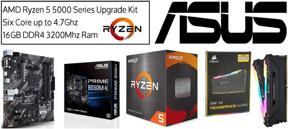 AMD Ryzen 5 5000 Series Upgrade Kit