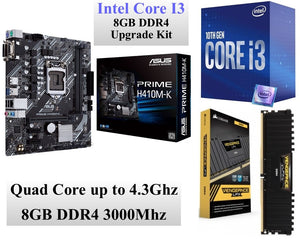 Intel Core I3 10th Gen Upgrade Kit