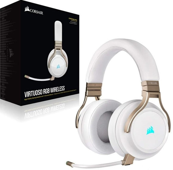 Corsair Virtuoso RGB Wireless High-Fidelity Gaming Headset