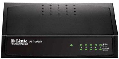 Dlink 5-Port Gigabit Switch
