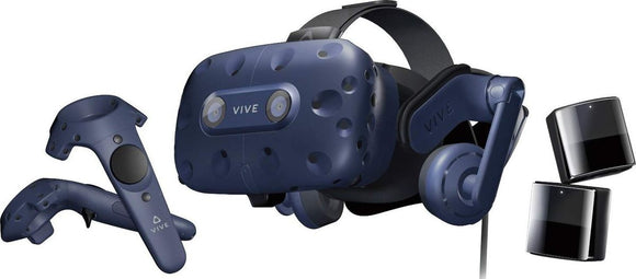 Vive Pro VR Starter Kit - (Virtual Reality Bundle)