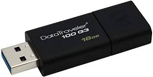 Kingston 16 GB DT100 USB Stick