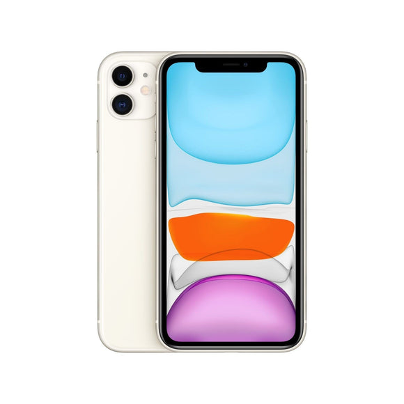iPhone 11 - 64GB - White