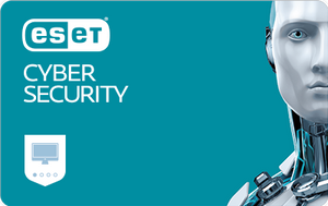 ESET Cyber Security for macOS - 1 User - 1 Year
