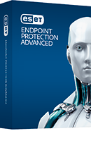ESET Endpoint Protection Advanced - 5 Users - 1 Year