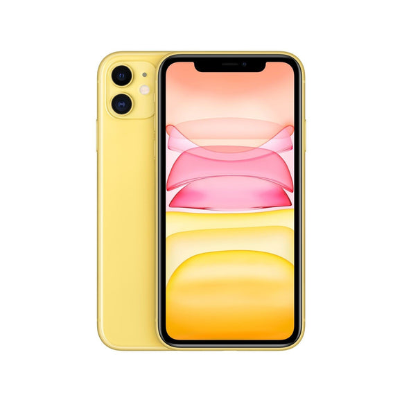 iPhone 11 - 64GB - Yellow