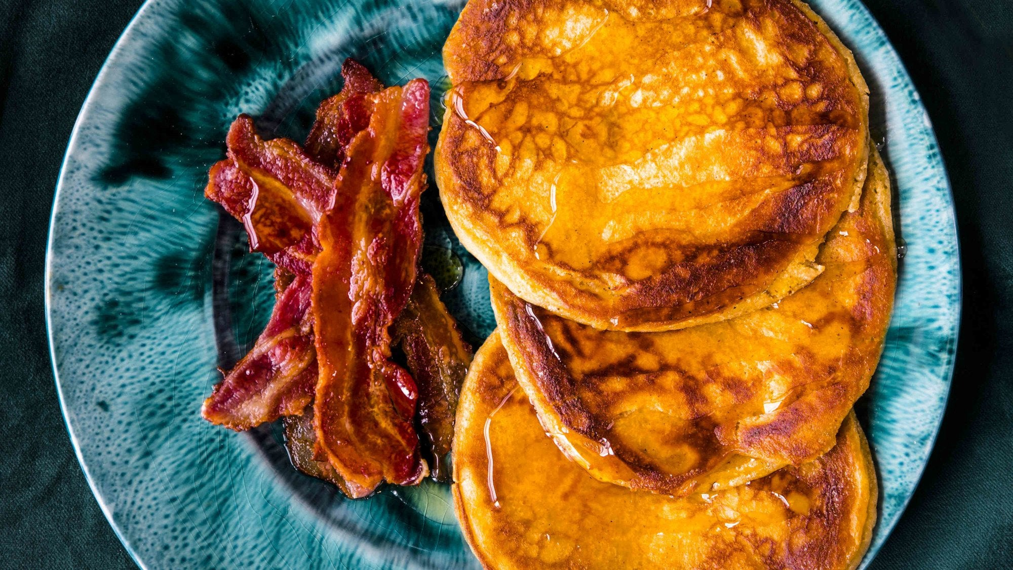 American-Style Pancakes