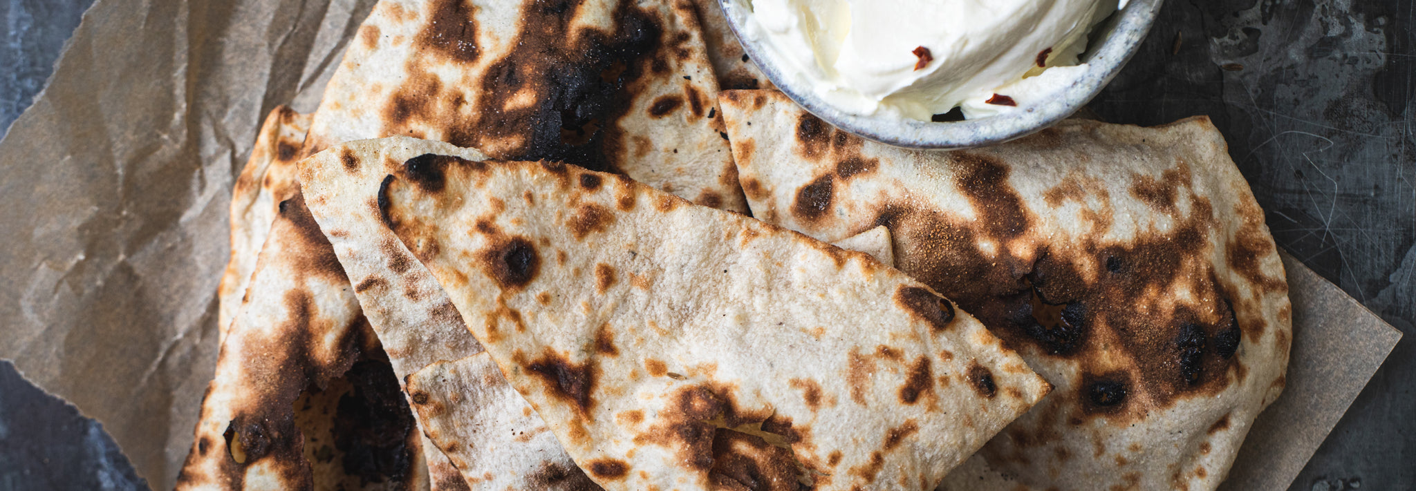 Easy Foolproof Flatbreads