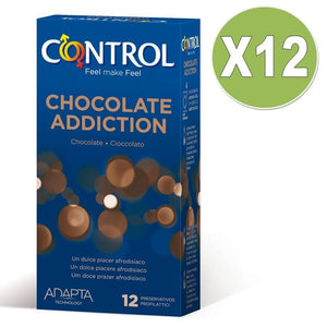 Preservativos Chocolate  144 UdsCONTROL