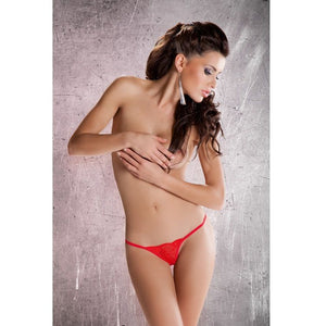 Passion Micro Tanga Rojo Mt005PASSION WOMAN TANGAS/PANTIES